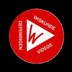Wiskunde met video's en oefeningen
